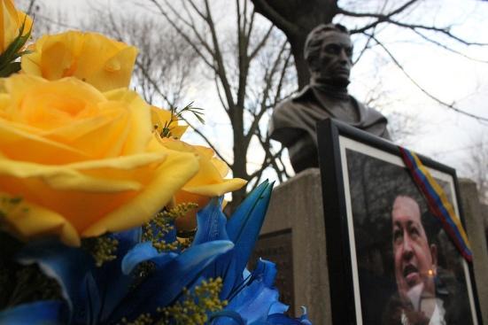 Despedida a Chavez en Toronto 01
