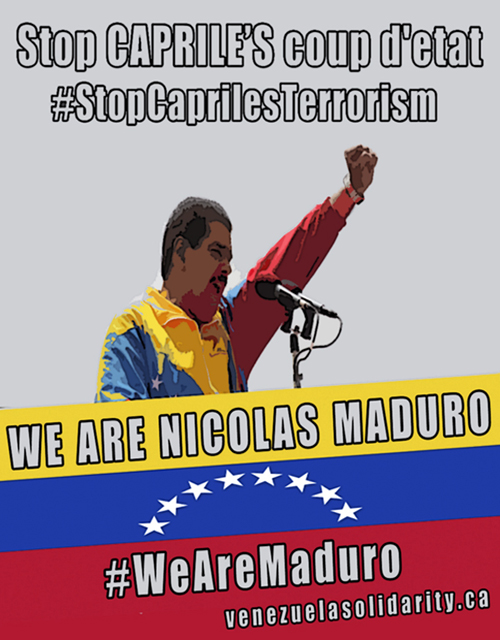 we are MADURO 500x640