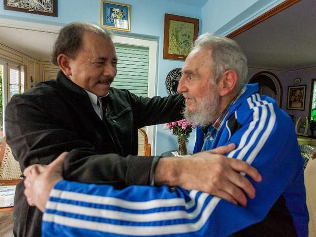 Fidel y Raul O