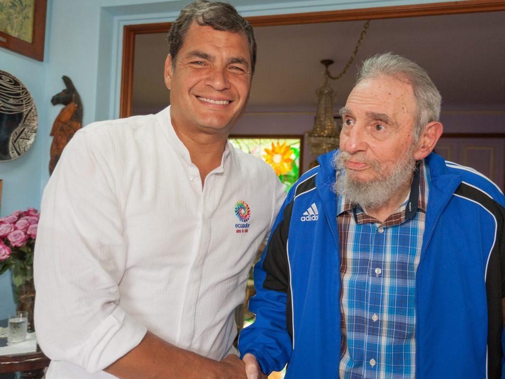 RC y Fidel 2014