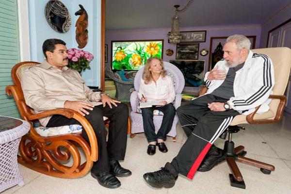 Reunión-Fidel-y-Maduro