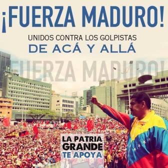 Fuerza Maduro 2014