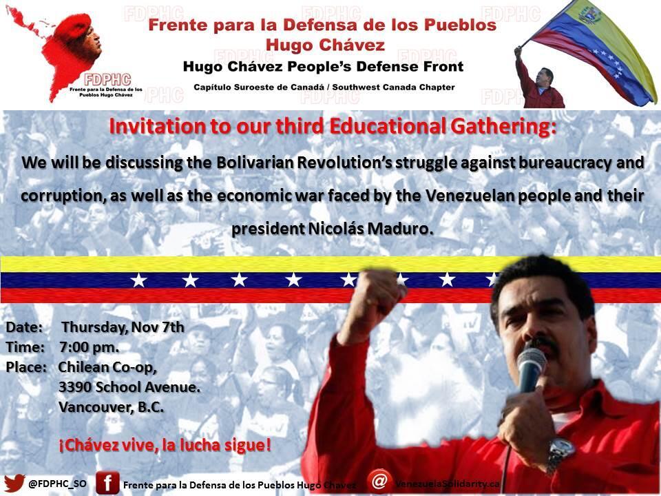 7 de noviembre Venezuela