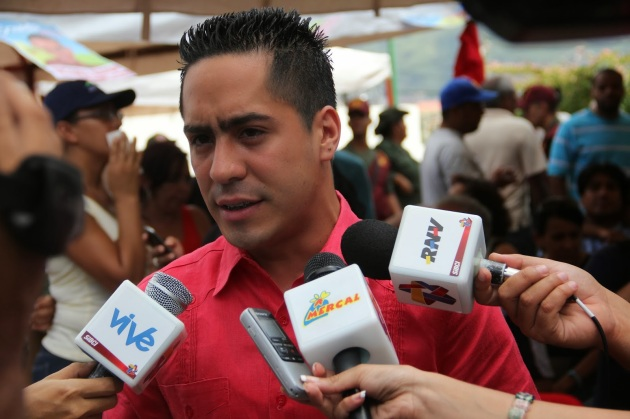 Robert Serra, Venezuelan Revolutionary Lawmaker